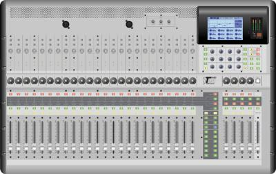 Meza de mezcla vivo virtual software principiantes for Mesa de mezclas virtual