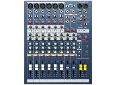 Soundcraft epm6 manual
