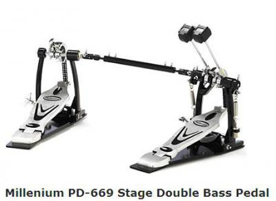 Millenium PD-669 Stage Double Bass Pedal.JPG