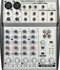 Conectar mesa de mezclas a pc equipo dj hispasonic - Mesas de mezclas para pc ...