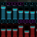 Remix Decks Sequencer Drum Settings
