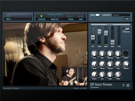 VST Connect Performer