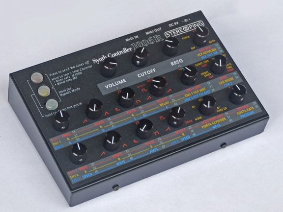 Stereoping Synth Controller 1006R