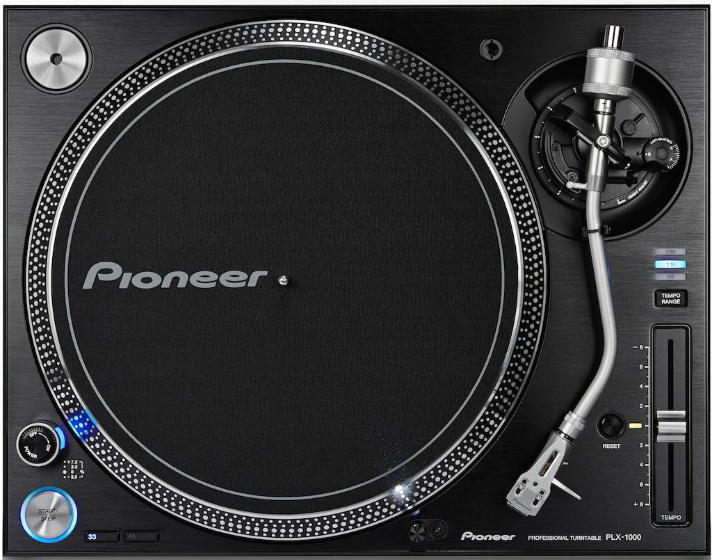 Pioneer PLX-1000 Plx-1000top