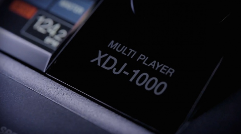 XDJ-1000 Multi Player