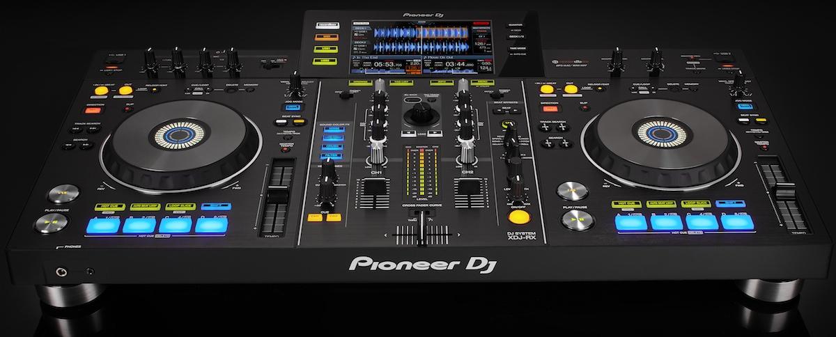 Pioneer Xdj Rx Doble Reproductor Digital Con Mixer