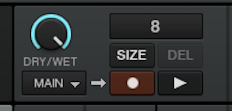 Traktor Loop Recorder