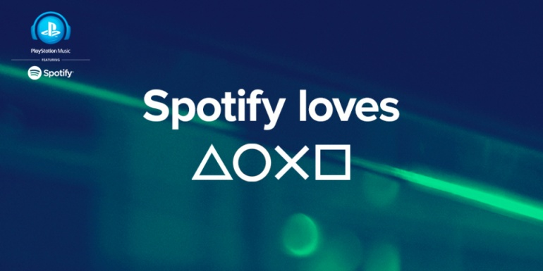 Spotify Playstation