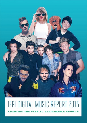 Digital Music Report IFPI