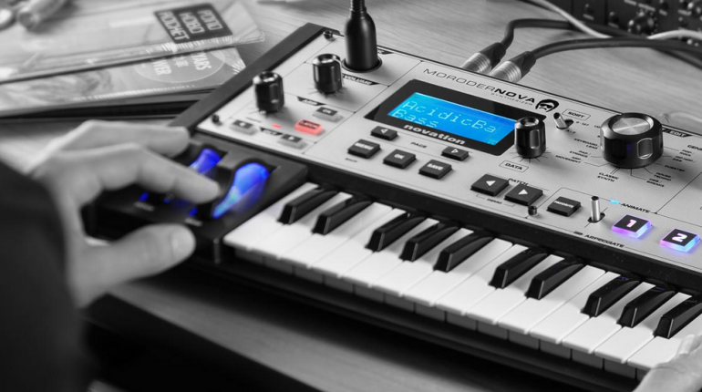 Novation MoroderNova