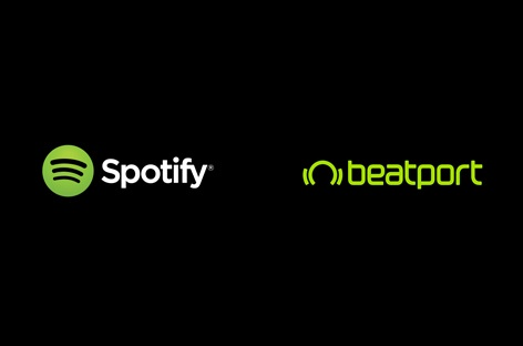Spotify y Beatport