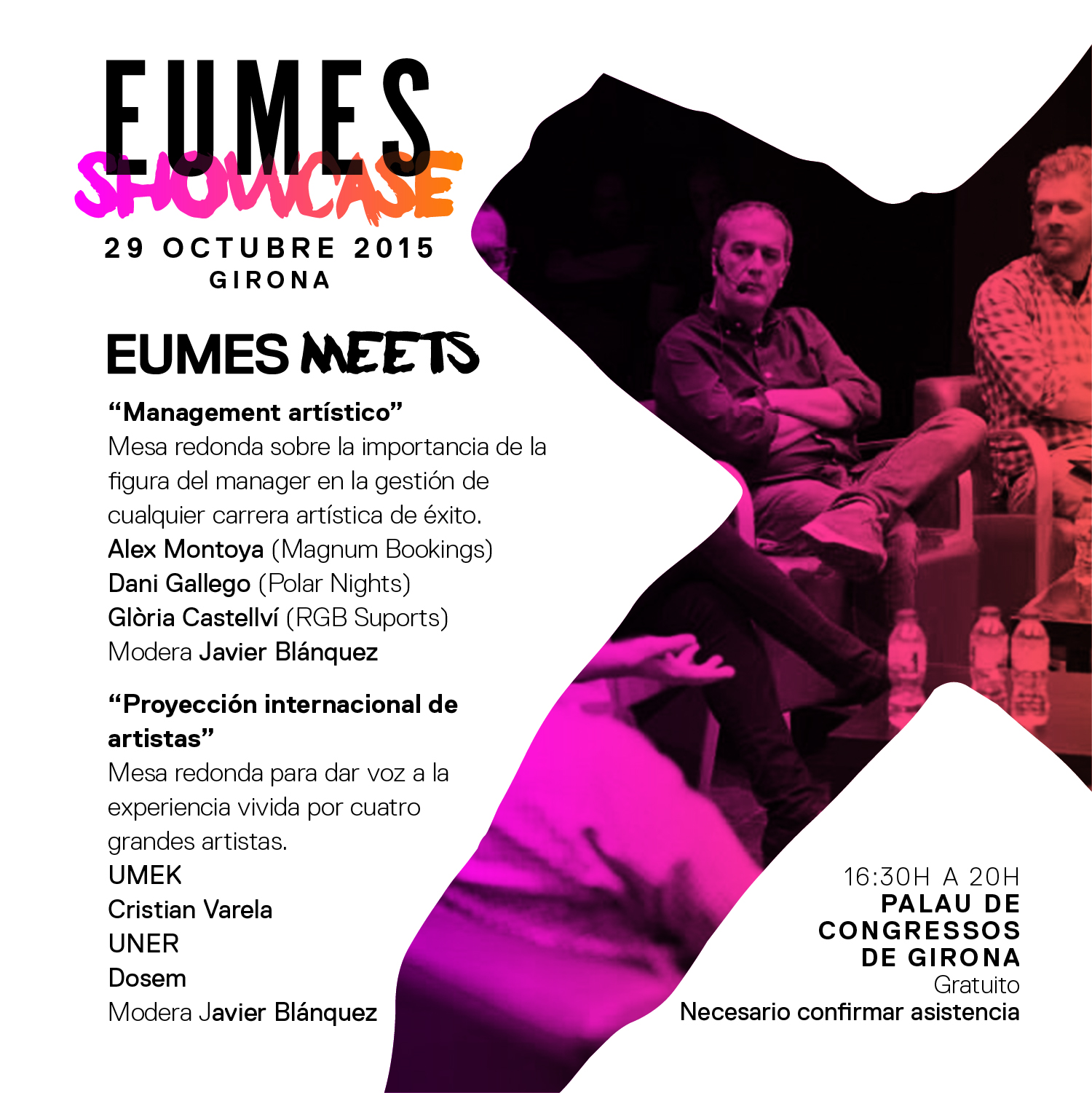 EUMES Meets Showcase 2015