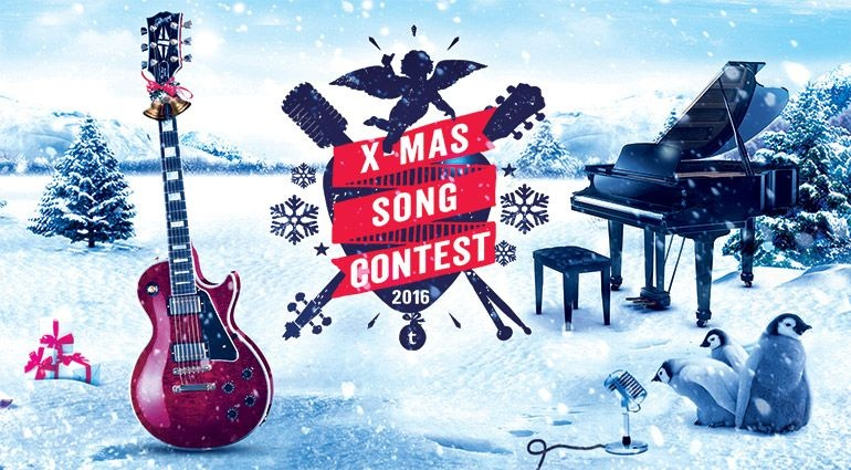 Thomann X-Mas contest