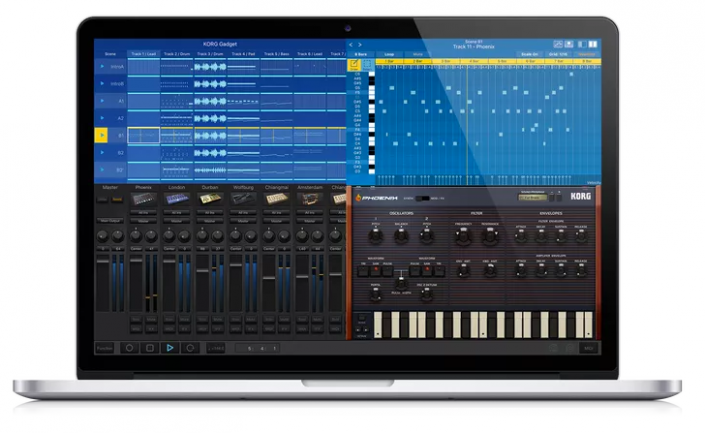 Korg Gadget Macbook