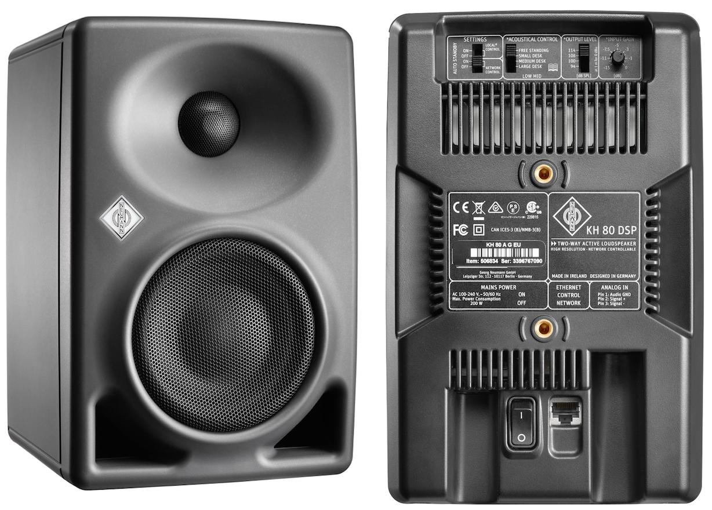 Neumann KH 80 DSP (Monitor que se autocalibra) KH80foto