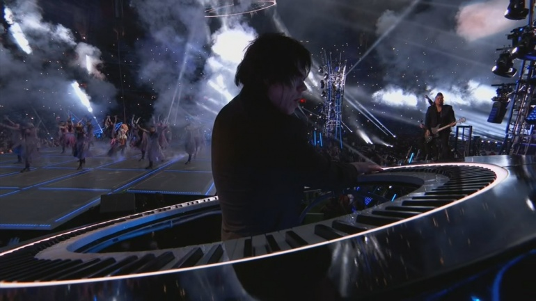 Piano Arc en la Super Bowl 2017