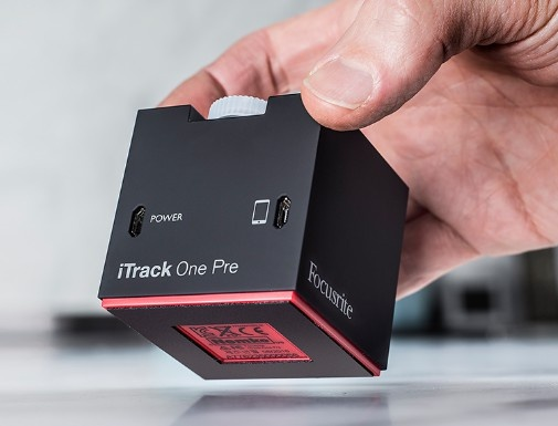 itrack One pre