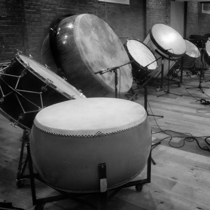 Instrumentos de Drums of the Deep