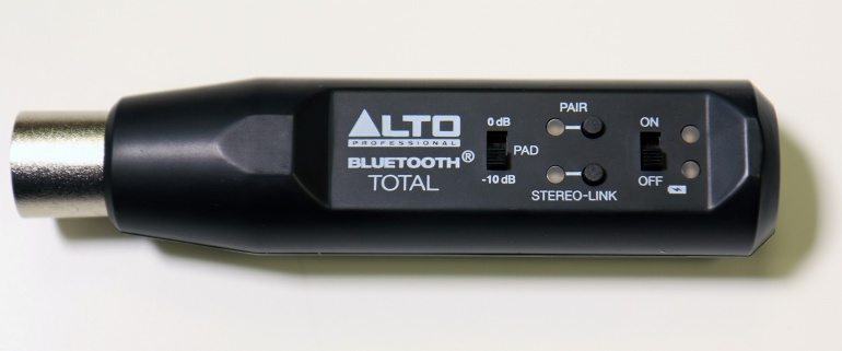 Alto Bluetooth Total