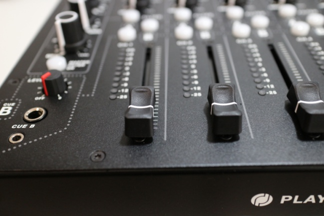 Faders Model 1