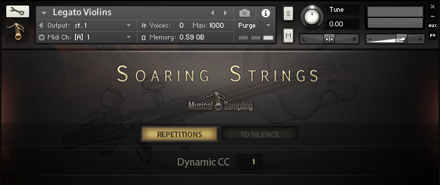 Soaring Strings