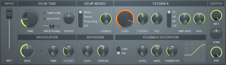 Fruity Delay 3