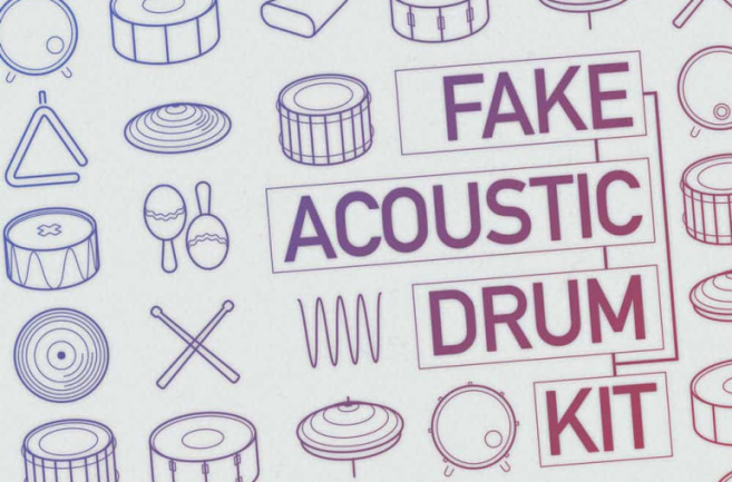 Fake Acoustic Drum Kit - Samples gratis