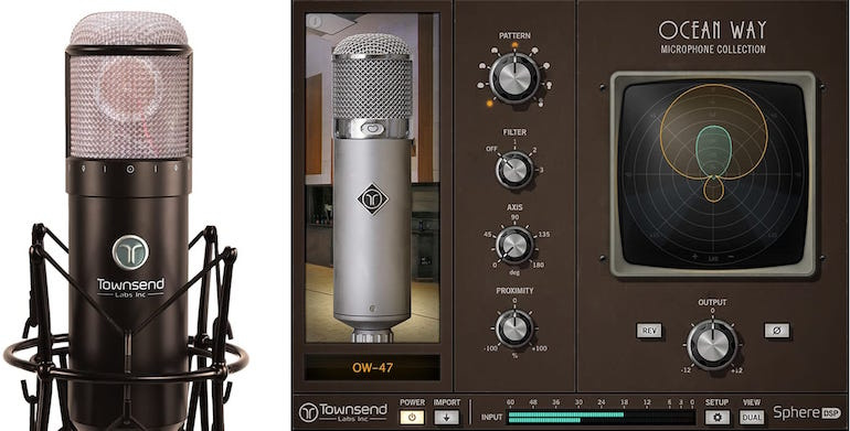 Ocean Way Microphone Collection plug-in