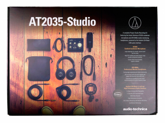 AT-2035 Studio caja