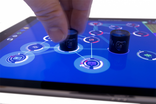 Reactable Rotor