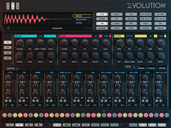Wave Alchemy Evolution mixer