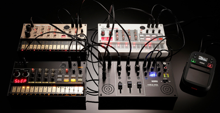 Volca series mix