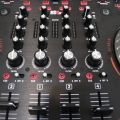 Numark NS6II Controles mixer frontal