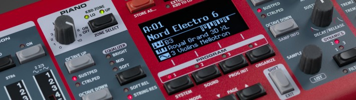 Nord Electro 6 Panel