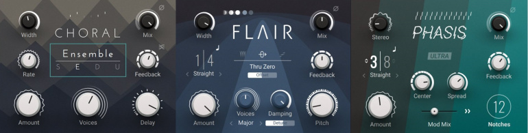 NI MOD Pack Choral Flair Phasis