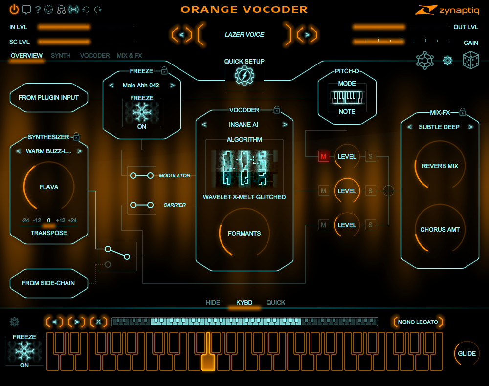 gratis plugin orange vocoder
