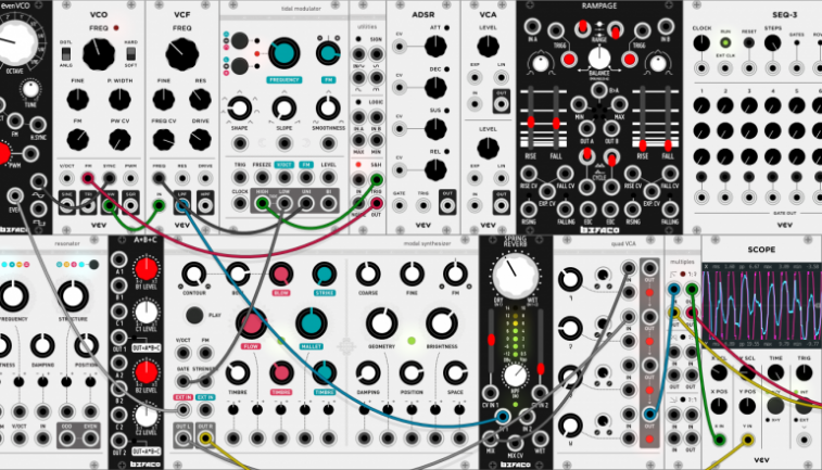 VCV Rack Bridge