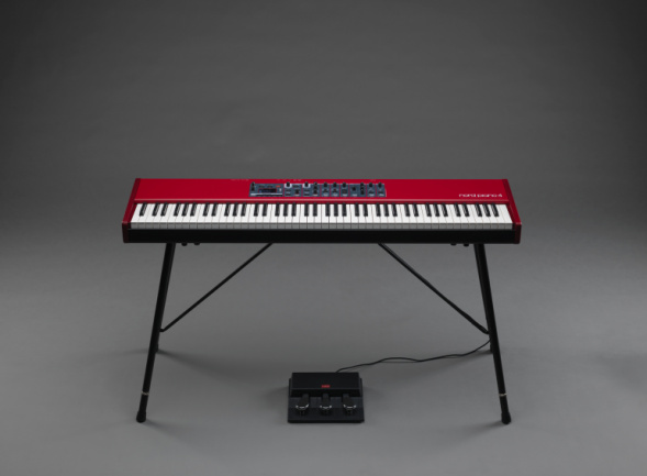 Nord Piano 4 - Frontal