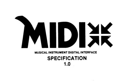 Logo antiguo MIDI
