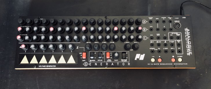 Analogue Solutions Generator 3
