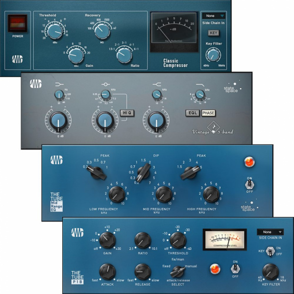 Presonus Vintage Channel Strip Bundle para Fat Channel