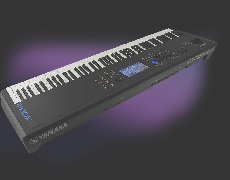 Yamaha MODX, el sonido de Montage en una gama más asequible | Hispasonic
