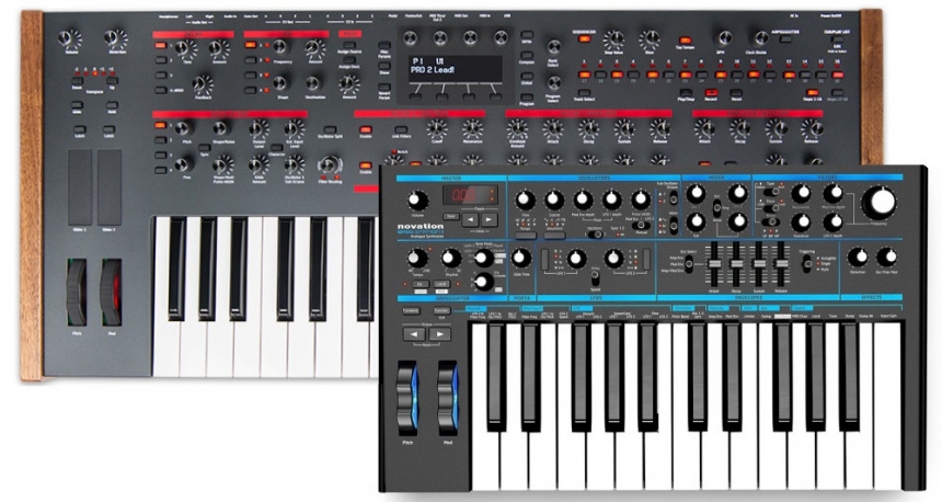 Sequential y Novation actualizan Pro 2 y Bass Station II