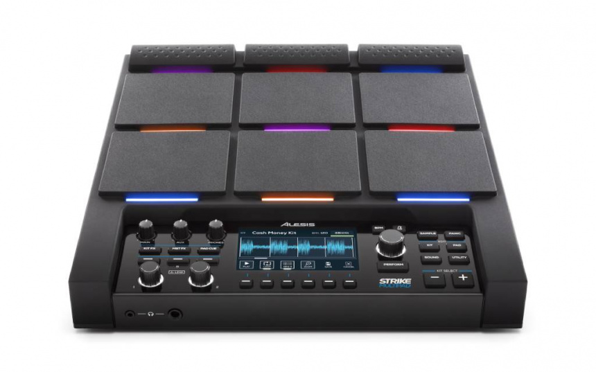 Alesis Strike MultiPad frontal