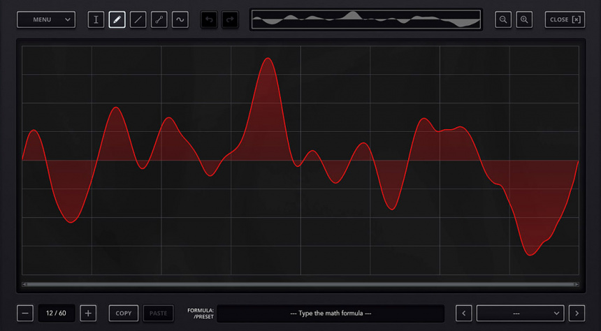 Dune 3 Wavetable Editor