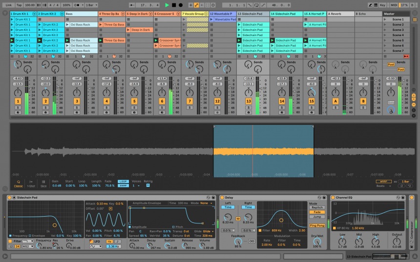 Ableton Live 10.1 Devices