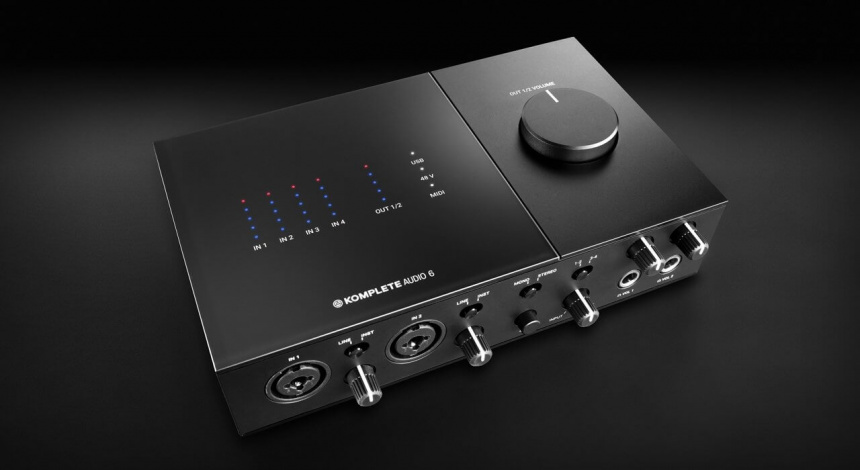 Komplete Audio 6 v2