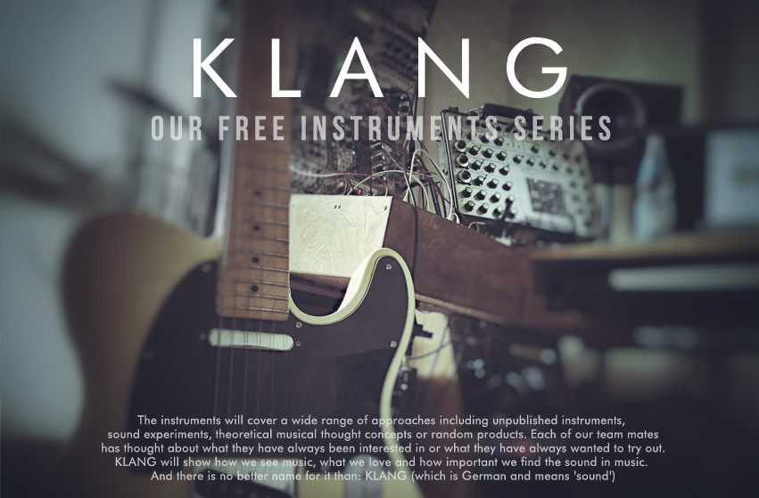 Klang de Cinematic Instruments