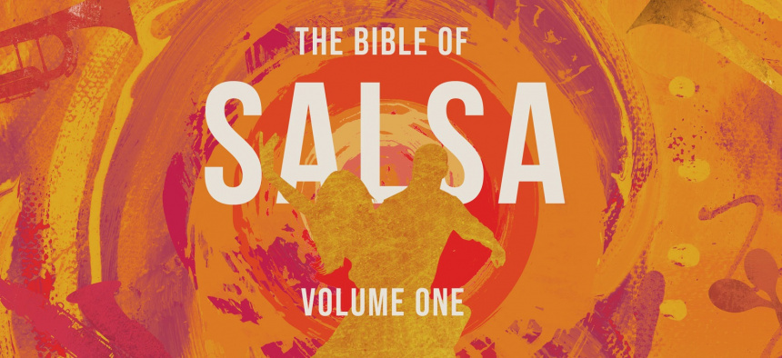8dio The Bible of salsa (Vol 1)