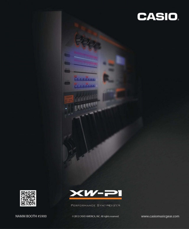 Casio XW-P1